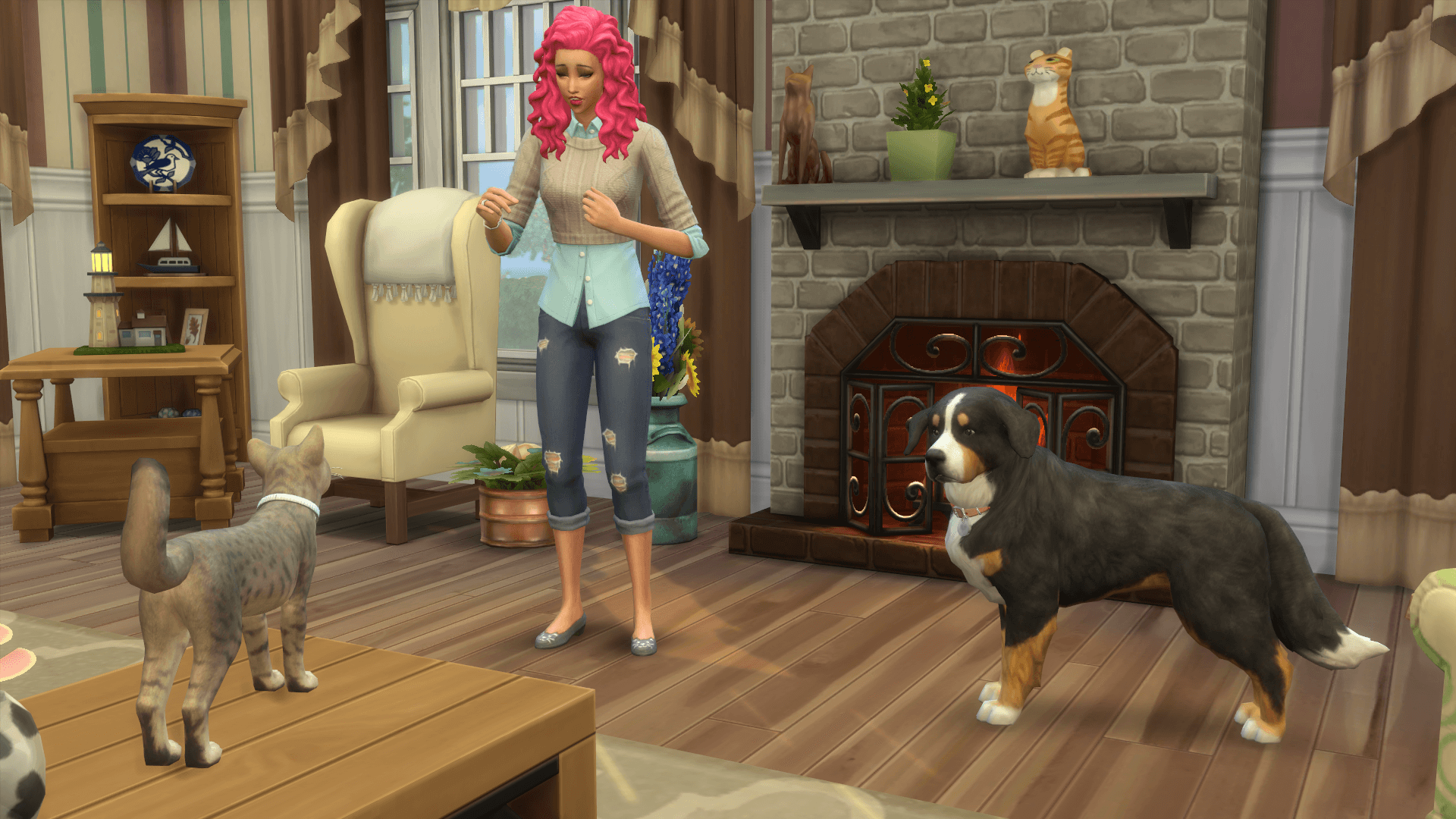 The Sims 4 Cats Dogs Review Sims Online