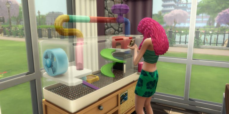 How to Take Care of Rodents in The Sims 4