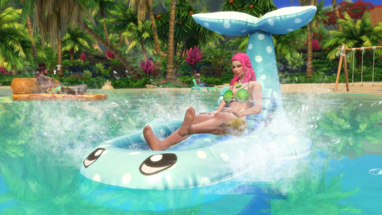 The Sims 4 Island Living Review