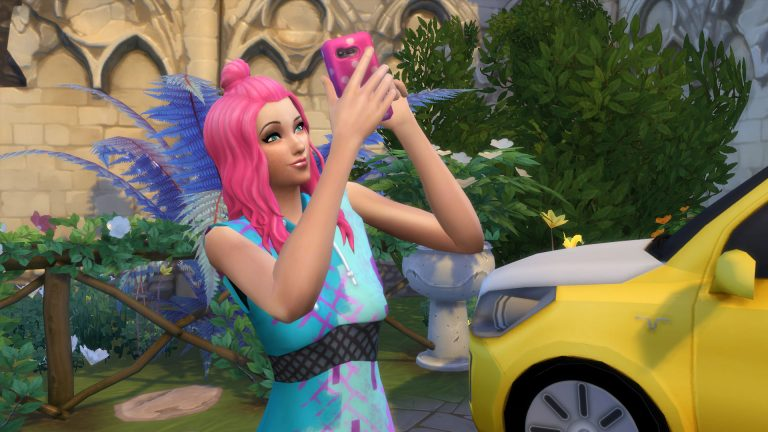CAS Story Mode & (much) more added in latest patch for The Sims 4!