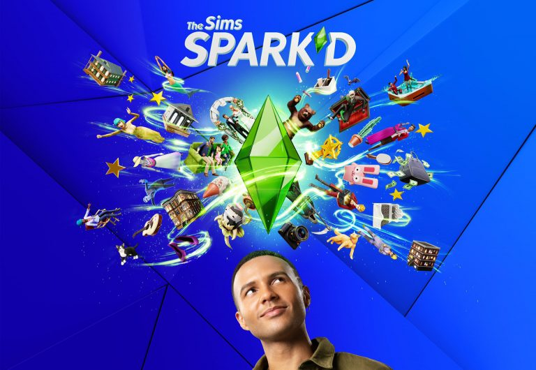New Reality Sims Game show coming soon! The Sims Spark'd