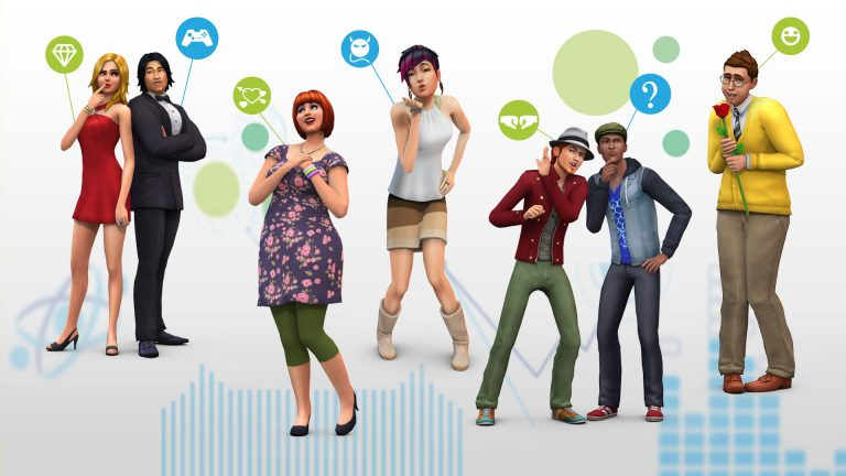 Check out The Sims 4 Academy trailers and personality quiz now!
