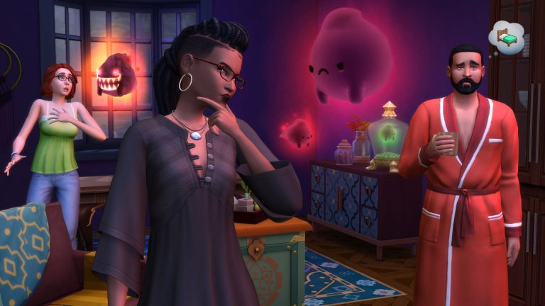 First look at The Sims 4 Paranormal Stuff + official assets