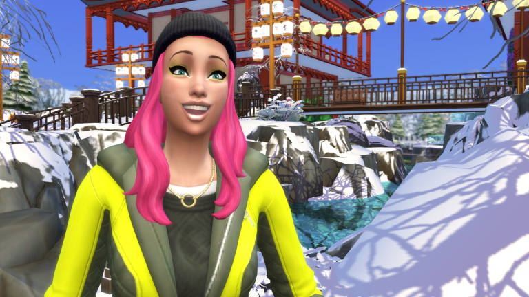 The Sims 4 Snowy Escape coming soon!